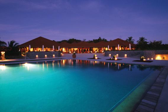 Amanpulo Resort Palawan Philippines